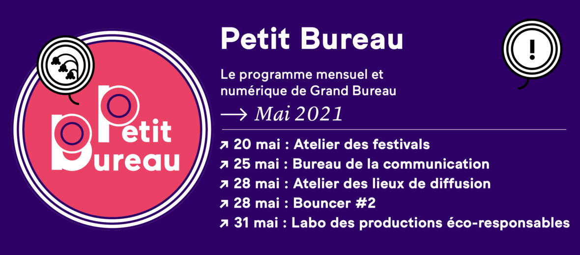 Petit Bureau - Mai 2021