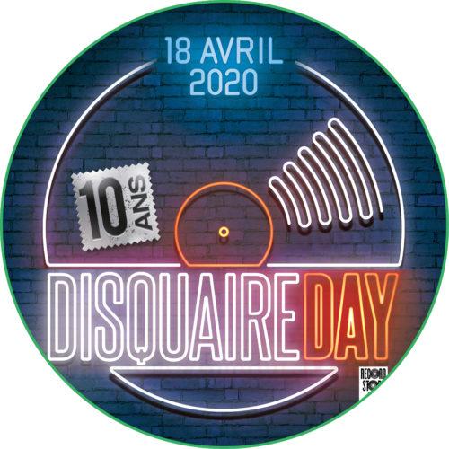 illustration disquaire day