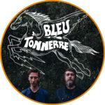 bleu tonnerre